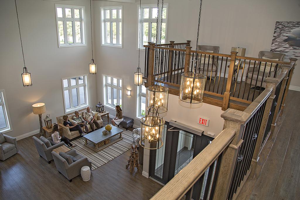 Main Lobby - 2nd floor