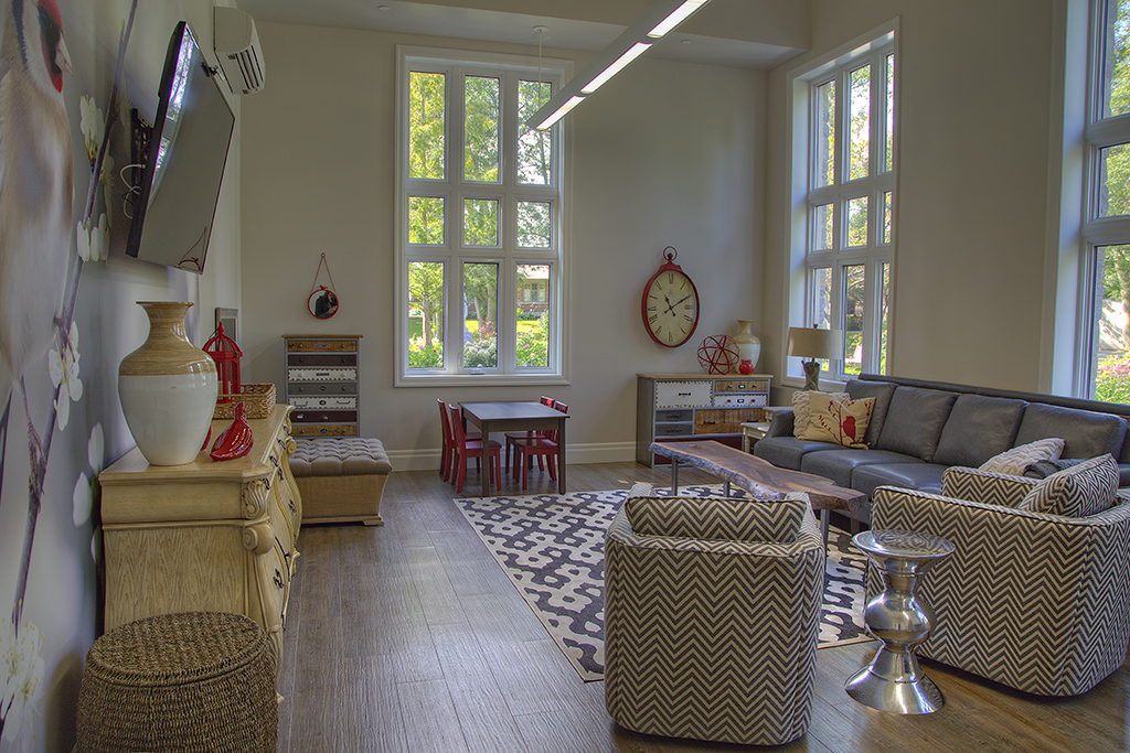 Private Family Gathering Room