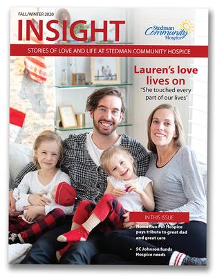 Lauren's Love Lives On