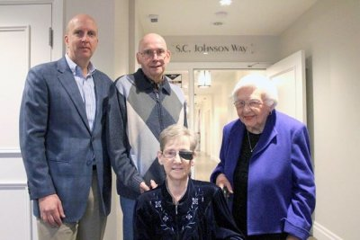 SC Johnson donates $500,000 to the Stedman Community Hospice Hankinson House