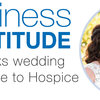 Happiness & Gratitude: Couple asks wedding guests to give to Hospice